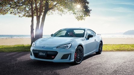 Subaru Sharpens Up BRZ With STI Sport Special Edition