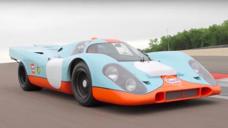 Enchères - La Porsche 917K de Steve McQueen a trouvé preneur