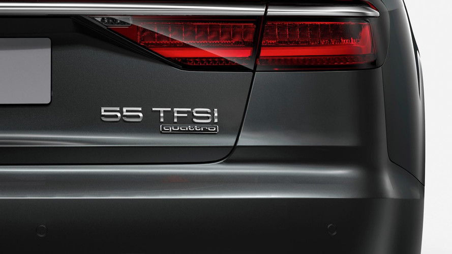 Audi changes its model naming scheme
