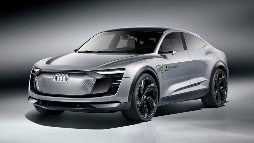 Audi Elaine: négyes szintű önvezetés és 500 km hatótáv