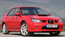 Subaru Impreza 2.5 WRX Limited Edition
