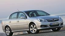 New Opel Vectra