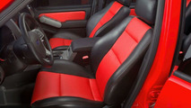 Ford Sport Trac Adrenalin Interior