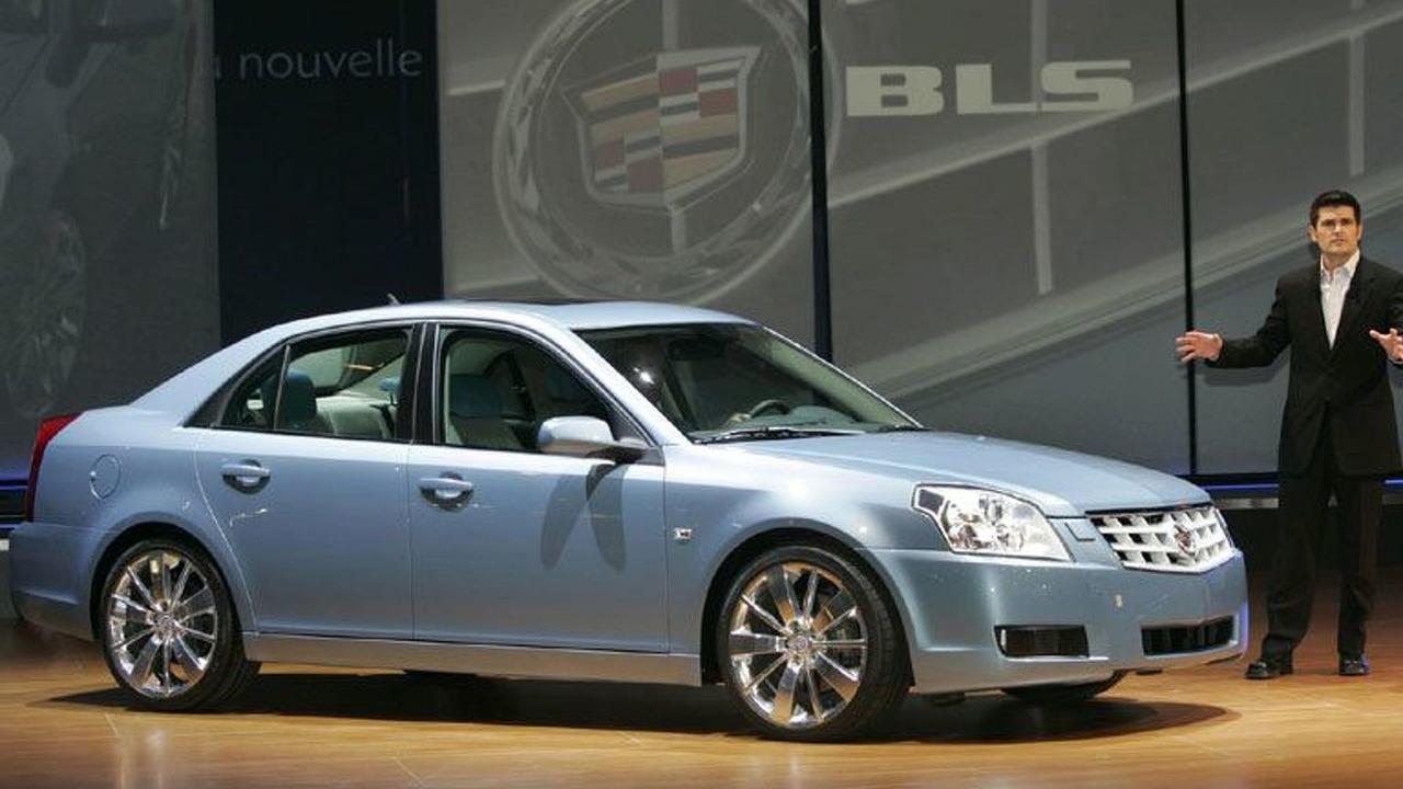 Cadillac BLS Introduced at Geneva