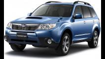 Subaru Forester cambia identità