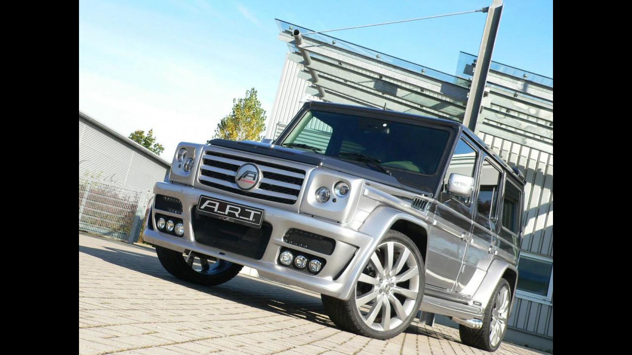 Mercedes Classe G secondo A.R.T.