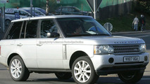 SPIED: Supercharged Range Rover