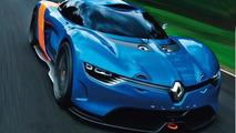 Allegedly Alpine Renault A110-50 Concept, 600, 22.05.2012