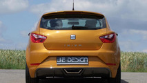 Seat Ibiza gets pimped by JE Design