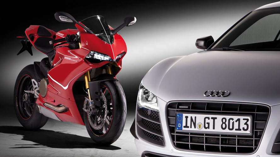 Volkswagen yönetimi Ducati'nin satılık olmadığını söyledi