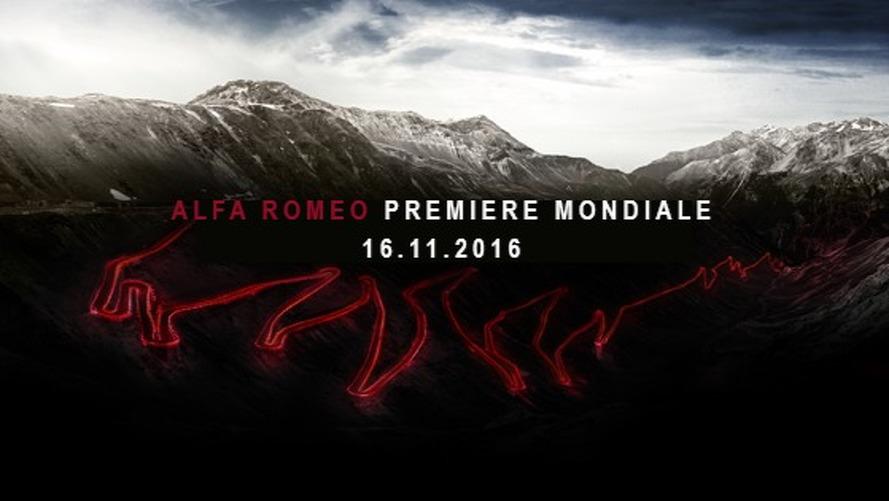 Los Angeles 2016 - Alfa Romeo Stelvio, le compte à rebours est lancé