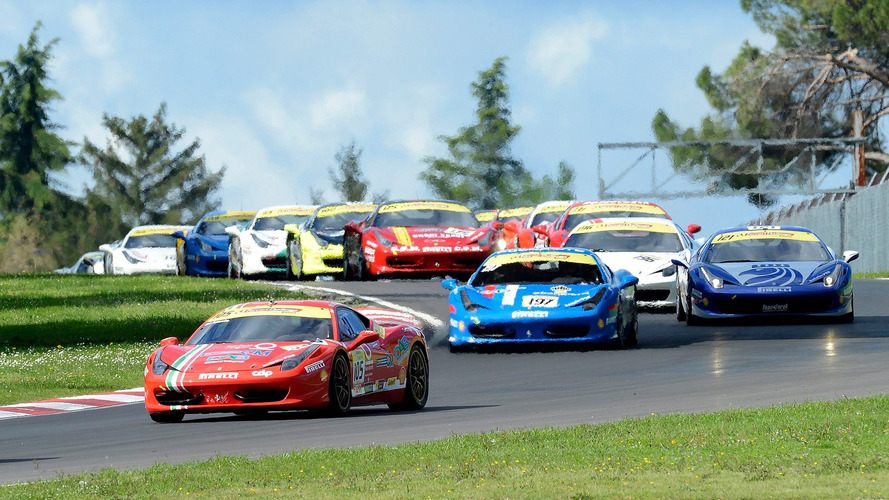 Ferrari World Finals at Daytona for the first time