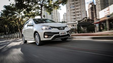 Toyota Etios pode receber mais uma reestilização