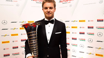 World Champion Nico Rosberg, Mercedes AMG F1