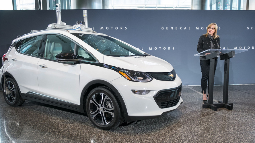 GM will build and test autonomous Bolts in Michigan