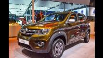 Renault Kwid nacional será primeiro