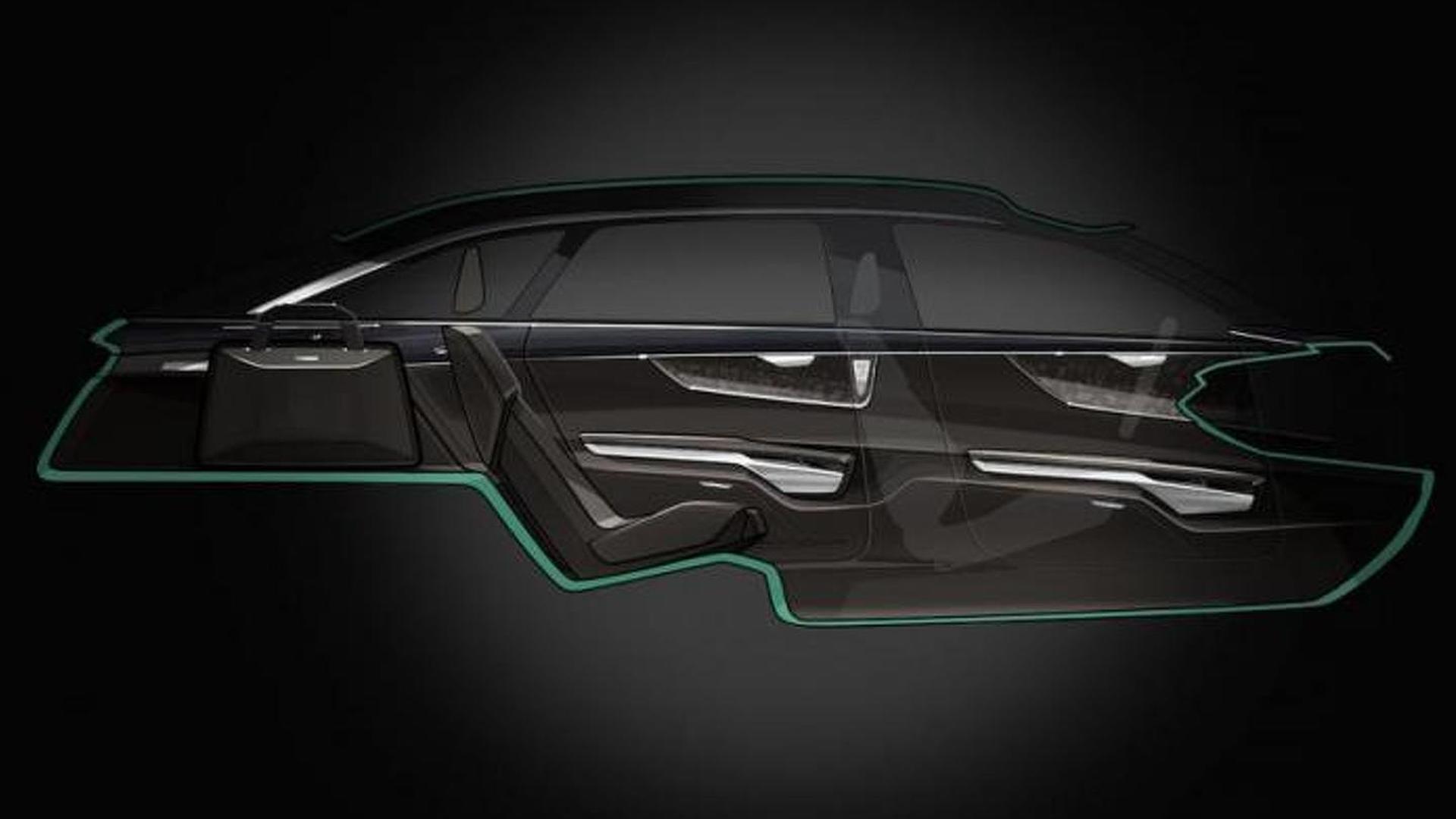 Концепция салона Audi Prologue Avant