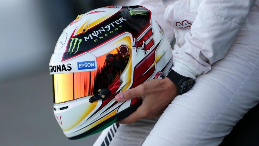 F1 bans mid-season helmet livery changes