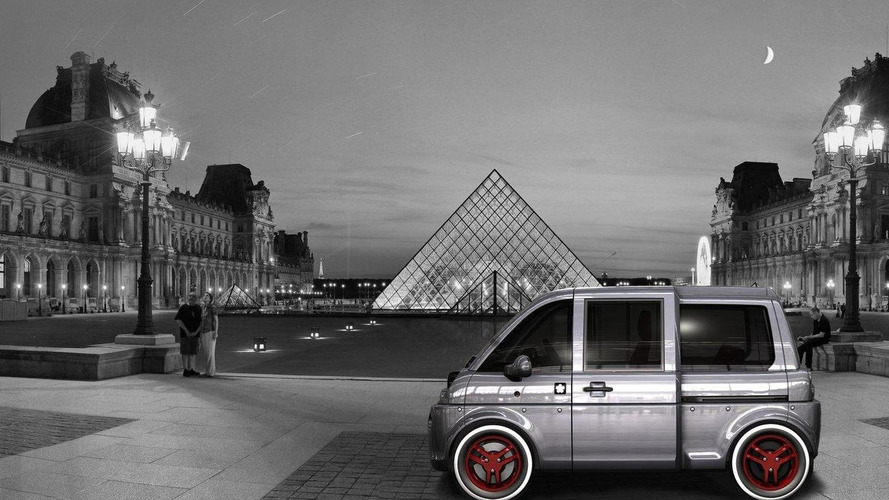 New outfit Mia Electric debuts its Microbus