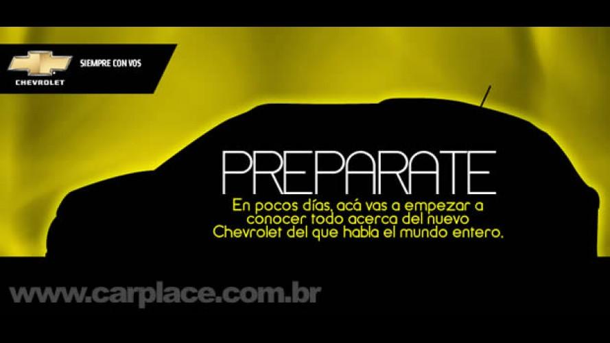 Novo Chevrolet Viva: Marca lança site indicando que o lançamento oficial será feito em breve