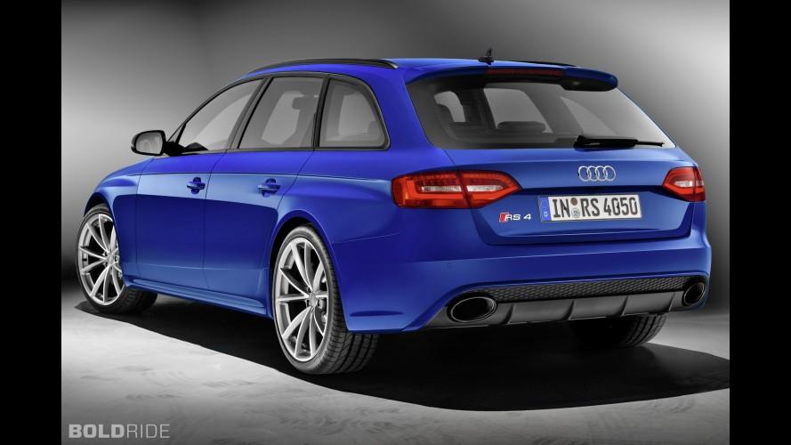 Audi RS 4 Avant Nogaro Selection
