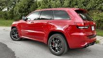 2016 Jeep Grand Cherokee SRT