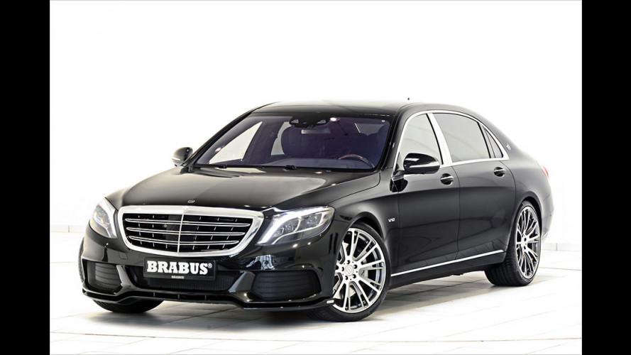Der 900-PS-Maybach von Brabus