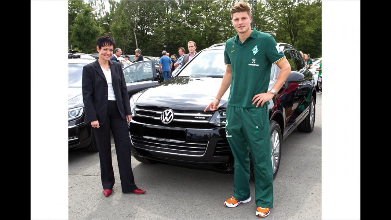 Sebastian Prödl: VW Touareg