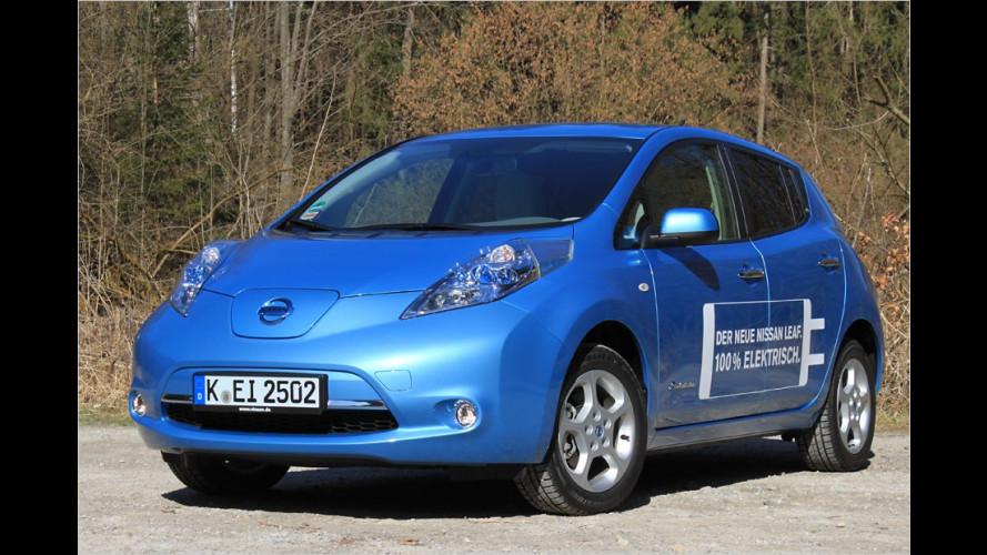 Die Elektro-Alternative zum Golf Diesel?
