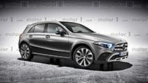 Yeni Mercedes GLA Tasarım Yorumu