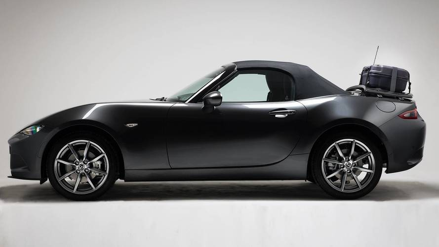 Mazda MX-5 Grand Tour, due posti per viaggiatori