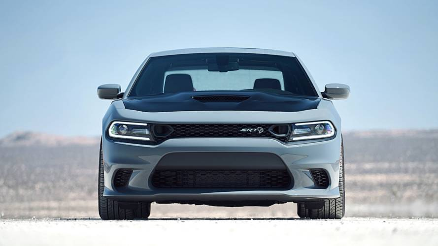 Dodge Charger SRT Hellcat gets revised look, Demon tech