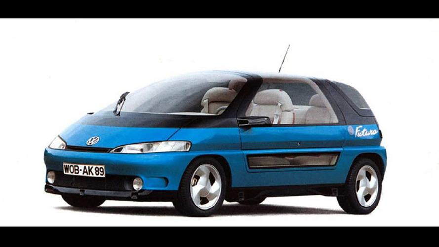 Conceitos esquecidos: VW Futura, o precursor do assistente de estacionamento