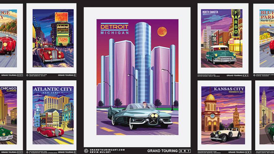 Check Out These Awesome Art Prints For Every State