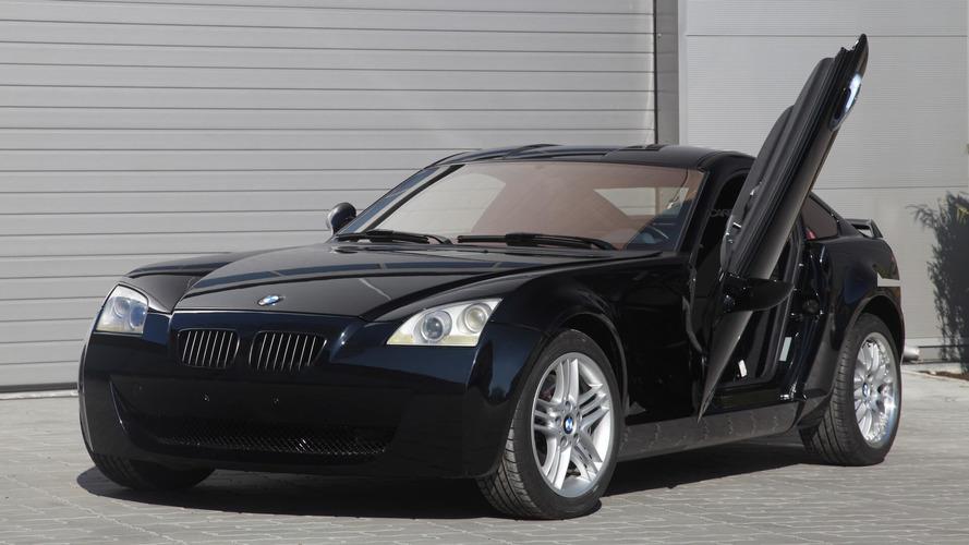 BMW Z29, sportiva di plastica