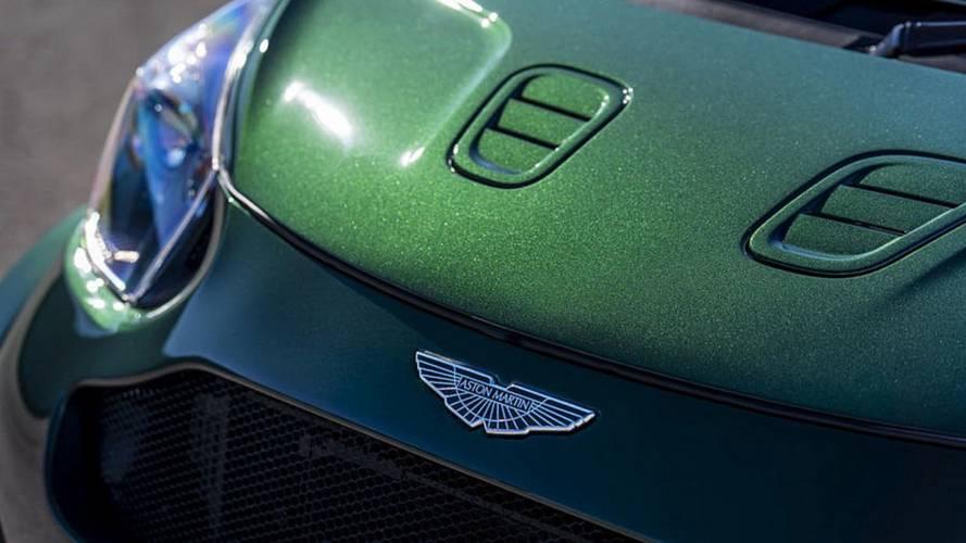 Aston Martin Cygnet V8 koncepció