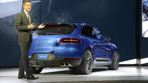 2014 Porsche Macan at Los Angeles Auto Show 20.11.2013