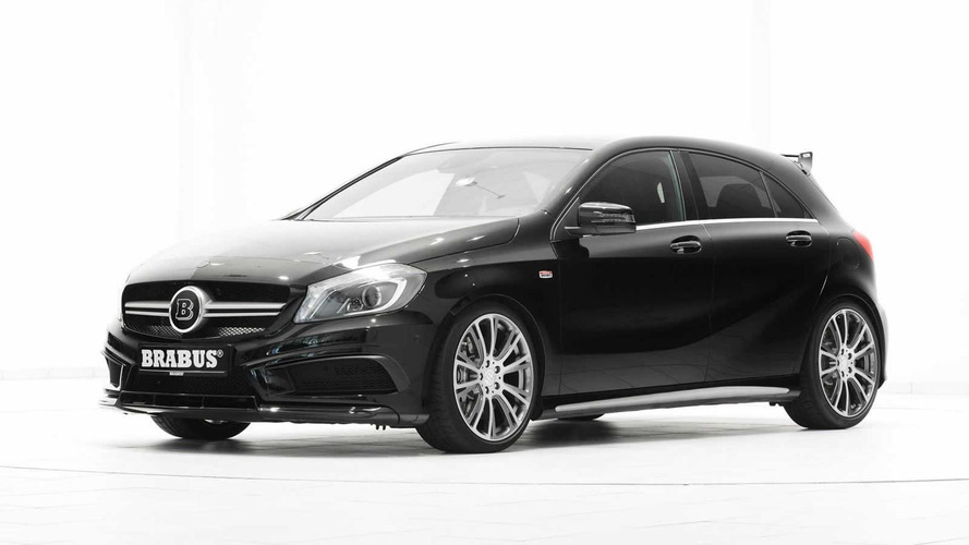 Mercedes-Benz A45 AMG modified by Brabus