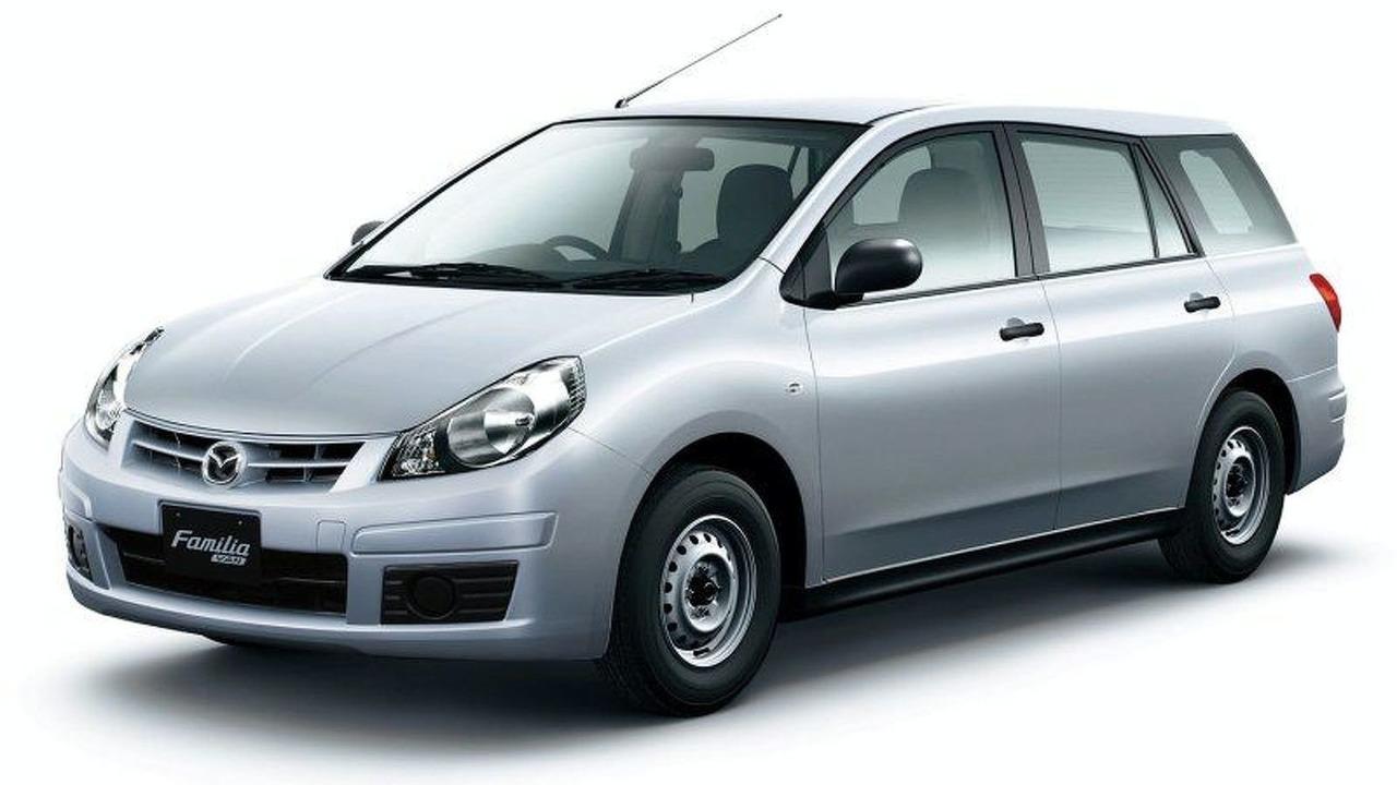 Mazda Familia Van