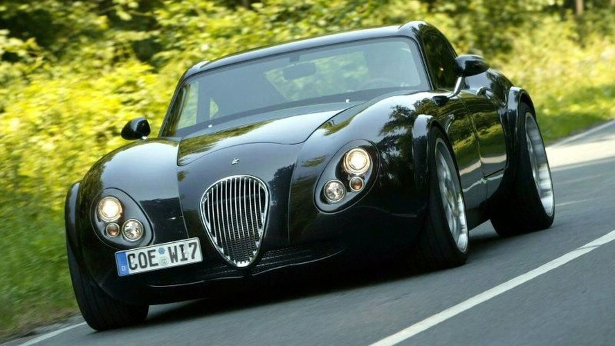 Wiesmann GT Prototype Totaled on the Autobahn - Exactly one month after fatal Porsche prototype cra