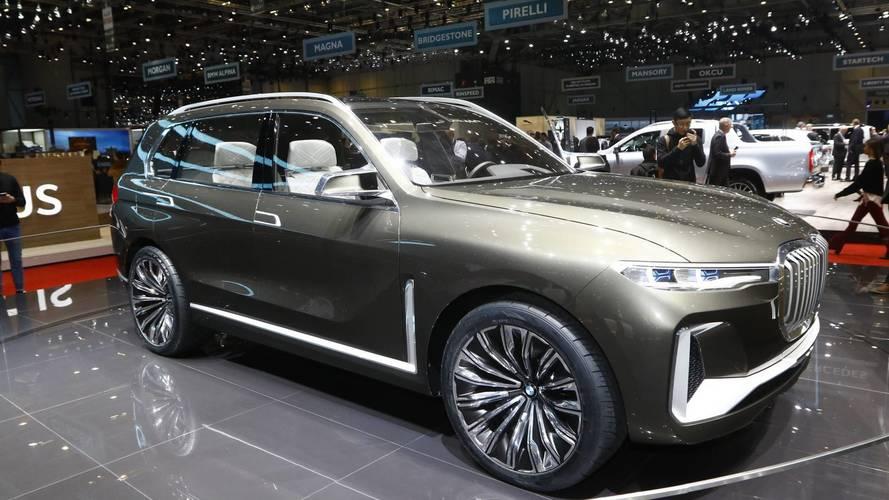 BMW au salon de Genève 2018