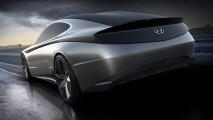 Hyundai-Coupéstudie ,Le Fil Rouge