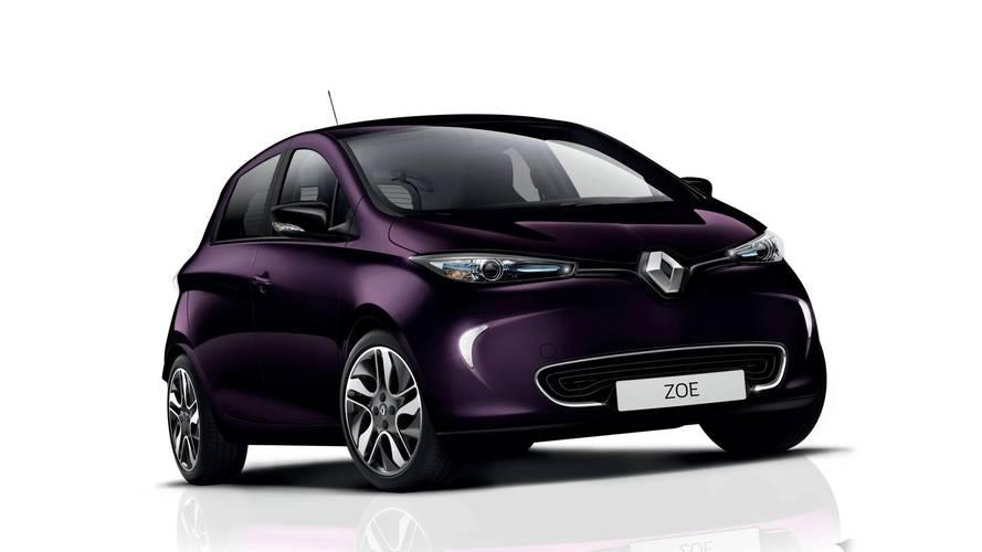 El Renault ZOE R110 2018: estrena un motor eléctrico de 110 CV