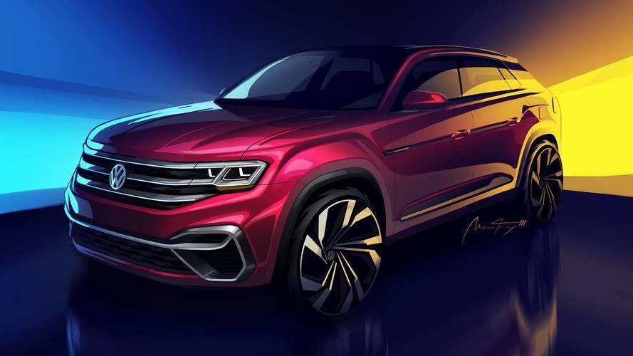 Volkswagen Atlas de 5 lugares será atração no Salão de Nova York