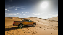 Nissan Navara, la prova nel deserto 017