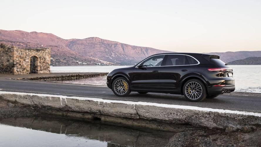 Porsche Cayenne S 2018