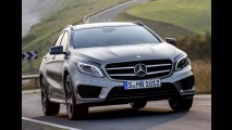 Alemanha: Classe C avança forte em mais um mês de domínio da VW