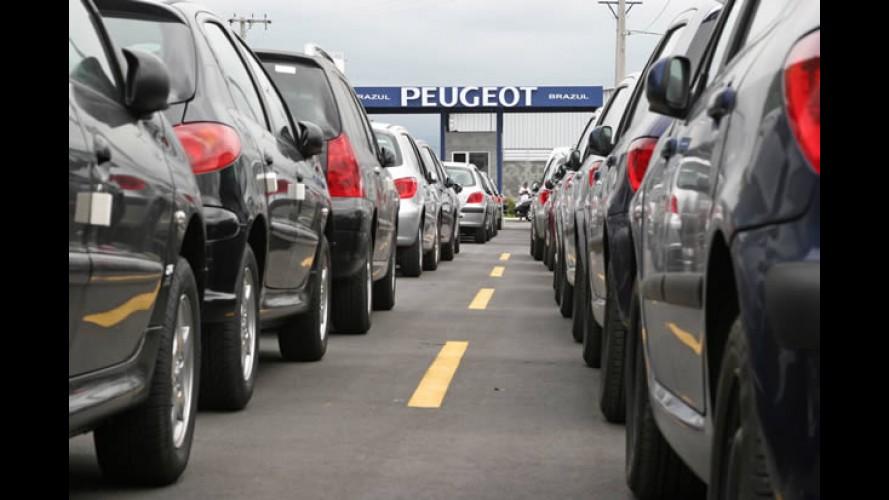 Fenabrave já confirma: Março bate recorde de emplacamentos de veículos