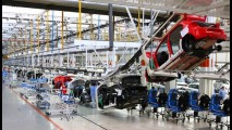Produção de veículos bate recorde histórico para o mês de outubro