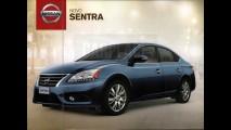 Nissan inicia pré-venda do novo Sentra: top SL 2.0 sai por R$ 71.990